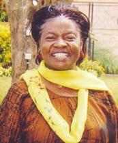 Professor Ruth K. Oniang'o | IFIS Publishing
