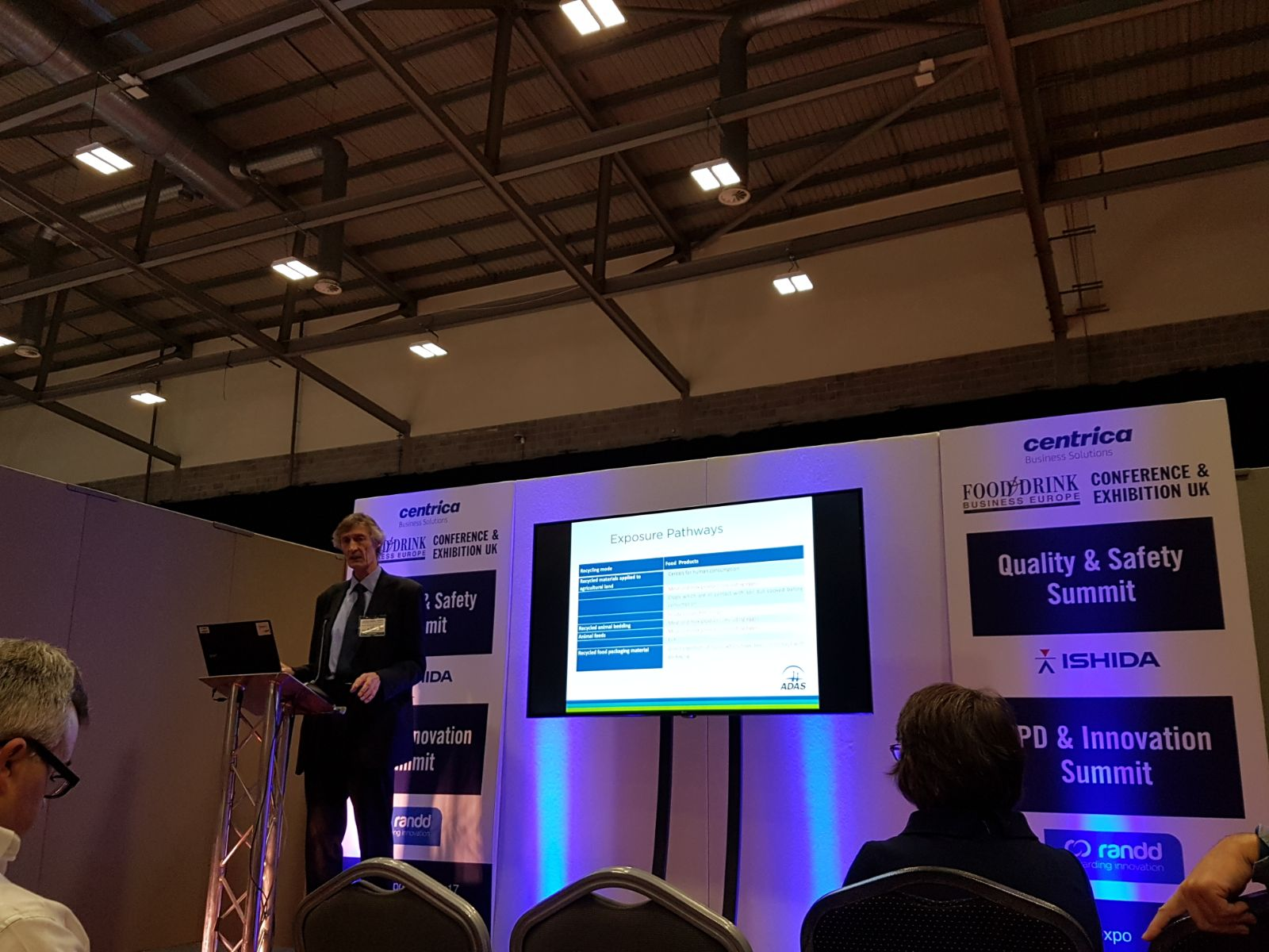 Food Quality and Safety Summit - Phil Metcalfe | IFIS Publishing