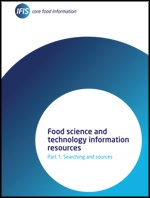 Food Research Guide | IFIS Publishing