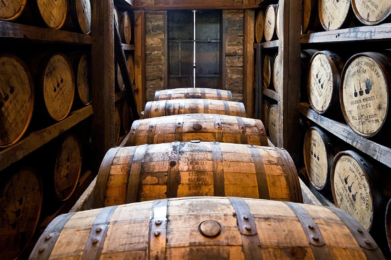 Whiskey Distillery