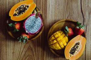 Variety of Exotic Fruits | IFIS Publishing